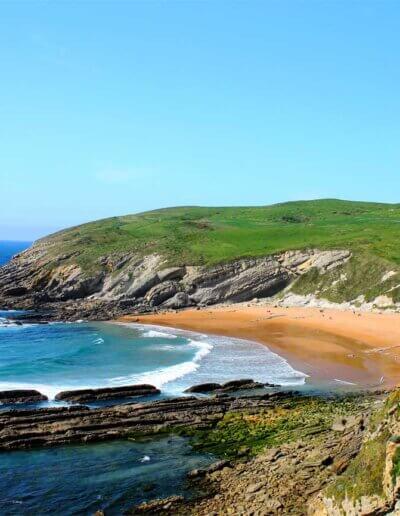 playa del sable, Tagle