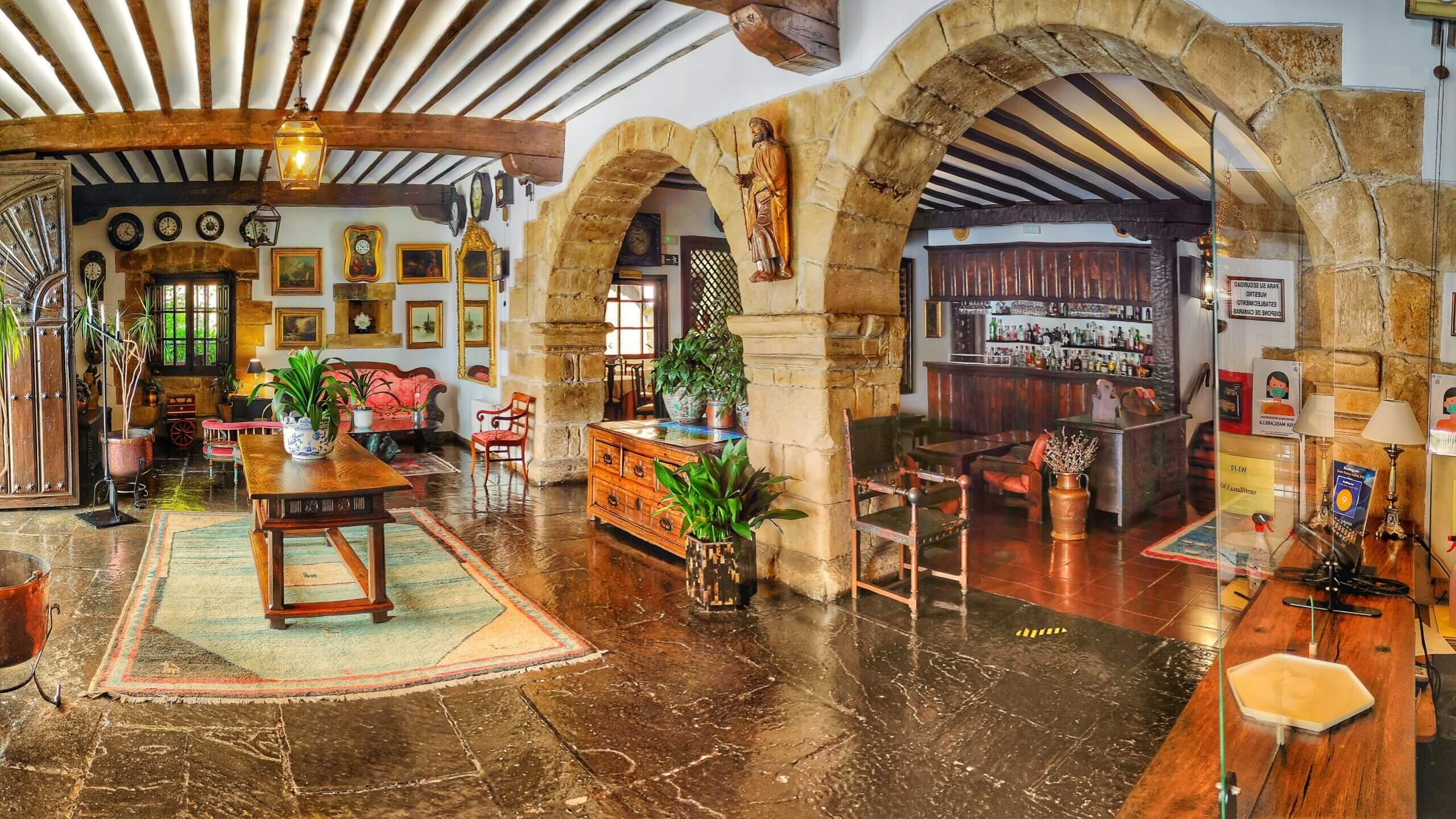 FOTO HOTEL SANTILLANA MUSEO